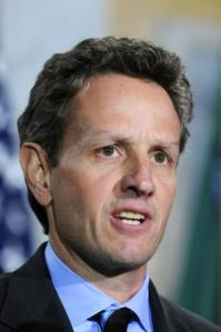U.S. Treasury Secretary Geithner